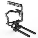 8Sinn A7RII / A7SII CAGE + Top Handle Basic + Rod Support