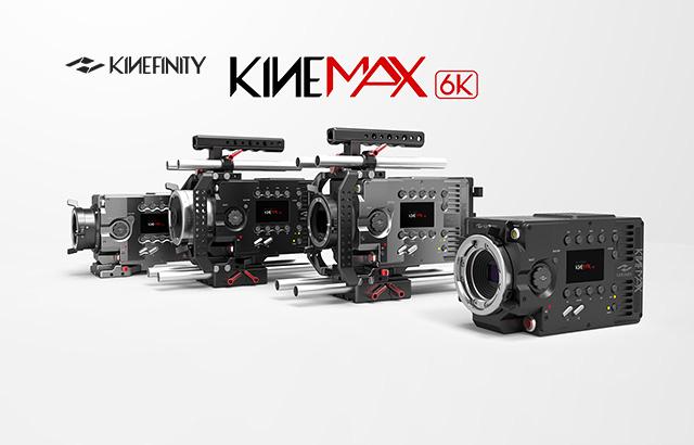 Kinefinity KineMAX 6K Entry Bundle