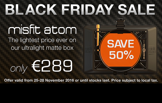 Bright Tangerine Black Friday 2016