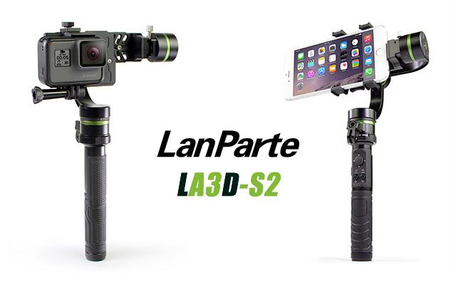 LanParte LA3D-S2