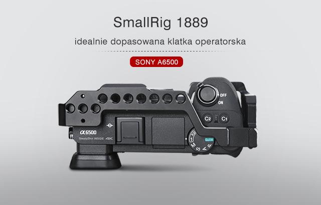 SmallRig 1889 A6500 Cage